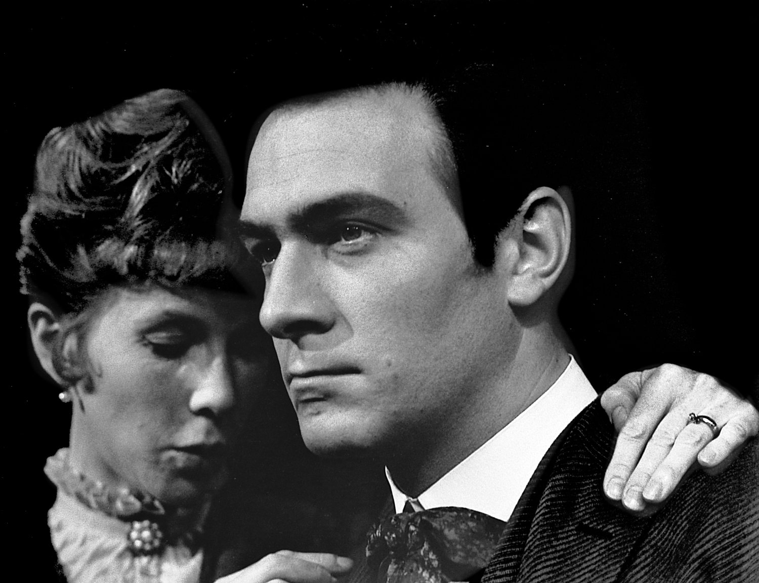 - Julie Harris and Christopher Plummer in Ibsen's 'A doll's house' - Photojournalism - Life Magazine - NBC TV - Tony Karp, design, art, photography, techno-impressionist, techno-impressionism, aerial photography , drone , drones , dji , mavic pro , video , 3D printing - Books -