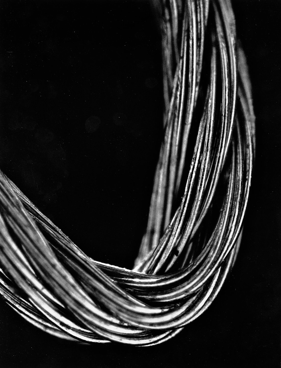 - Another macrophoto of the surgical wire. - Tony Karp, design, art, photography, techno-impressionist, techno-impressionism, aerial photography , drone , drones , dji , mavic pro , video , 3D printing - Books -