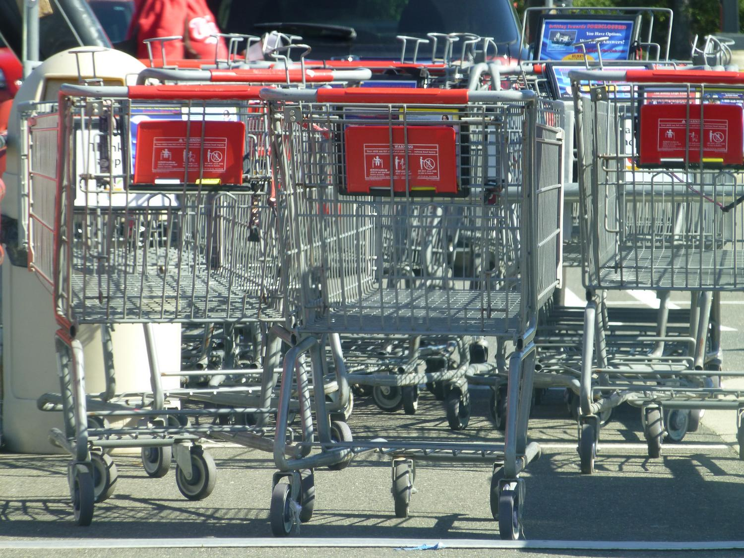 - Shopping carts  <br>--- Click to see ORIGINAL --- - Panasonic DMC-ZS20 - Tony Karp, design, art, photography, techno-impressionist, techno-impressionism, aerial photography , drone , drones , dji , mavic pro , video , 3D printing - Books -