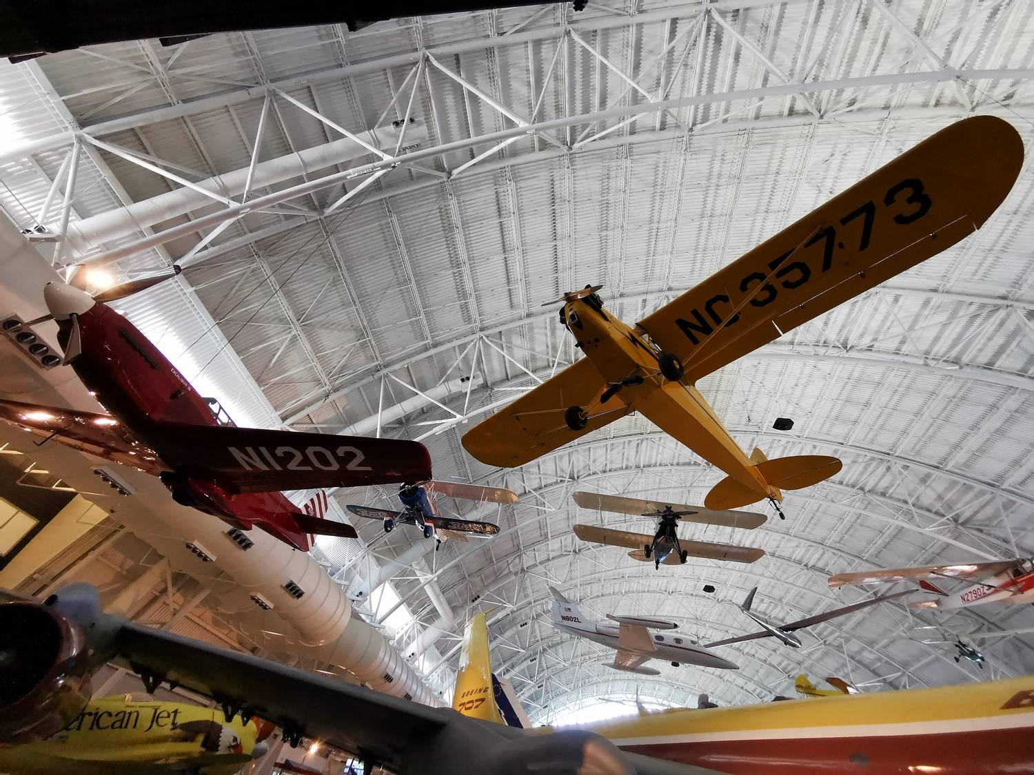 - At the Air and Space Museum with a Huawei P30 Pro -  - Huawei P30 Pro, Sony RX100 M6, Udvar-Hazy Air and Space Museum - - Tony Karp, design, art, photography, techno-impressionist, techno-impressionism, aerial photography , drone , drones , dji , mavic pro , video , 3D printing - Books -
